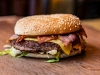 Bacon cheese burger (Premiert)